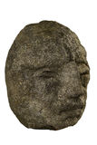 Standbeeldhoofd met grote neus Royalty-vrije Stock Foto's