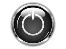 Standby. Illustration of a standby button. Available in jpeg and eps8 formats Royalty Free Stock Photography