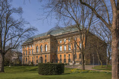 Standehaus Dusseldorf Royalty Free Stock Photography