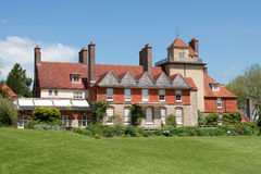 Standen House and garden Stock Photos