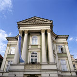 Standen Theatre in Prague royalty free stock photo