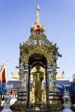 Standing big buddha statue Stock Image