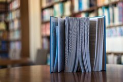 Standing book Royalty Free Stock Photos