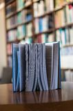 Standing book Stock Image