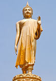 Standing Buddha Royalty Free Stock Photos