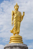 Standing Buddha Statue Stock Images
