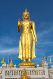 Standing Buddha statue Royalty Free Stock Photos