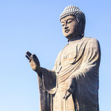 Standing buddha Royalty Free Stock Photography