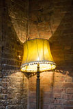 Standing lamp Stock Photography