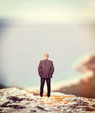 Standing man Royalty Free Stock Images