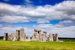 Stonehenge prehistoric monument Wiltshire South West England UK Stock Photography