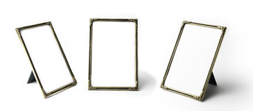 Standing picture frame Royalty Free Stock Images