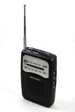 Standing Portable Radio Stock Photo
