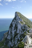 Rock of Gibraltar Stock Images