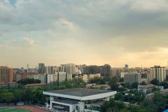 Beijing sunny day landscape Stock Images