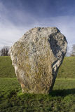 Standing Stone Royalty Free Stock Photos