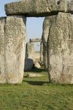 Standing stones 2. Standing stones at Stonehenge royalty free stock photo