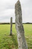 Standing stones Stock Photography