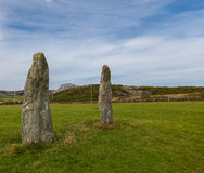 Standing stones Royalty Free Stock Photos