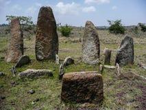 Standing stones Royalty Free Stock Photo
