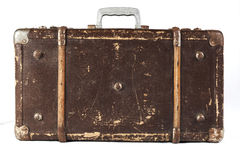 Standing Suitcase Royalty Free Stock Photos