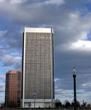 Standing tall. Sky scrapper in richmond va Stock Images
