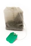 Standing Tea Bag Stock Image