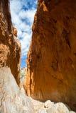 Standley峡谷在午间 图库摄影
