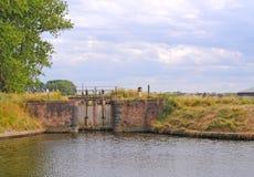Standort des Ersten Weltkrieges, Flandern Lizenzfreie Stockfotografie