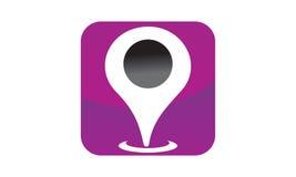 Standort-Suchlösungen Lizenzfreie Stockfotografie