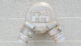 standpipe Imagen de archivo libre de regalías