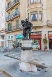 Standpipe in Barcelona Stock Photo