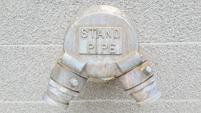 Standpipe Royalty Free Stock Image