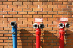 Standpipes Royalty Free Stock Photo