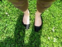Standplatz in der Sonne Lizenzfreie Stockfotos