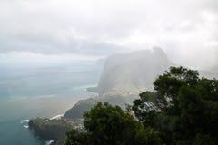 Standpunkt Pico tun Facho auf der Insel Madeira Stockfotos