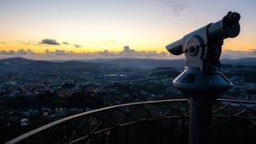 Standpunkt-Schongebiet von Bom Jesus de Braga Stockfoto