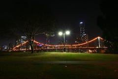 Standpunkt von Brisbane Lizenzfreie Stockfotos