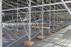 Stands structure Royalty Free Stock Images