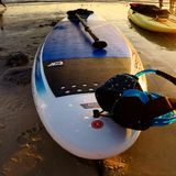 standup paddle board Royalty Free Stock Photography