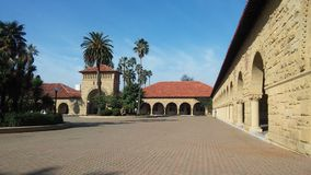 stanford photographie stock