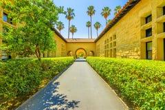 Stanford brama Palo Alto Fotografia Stock
