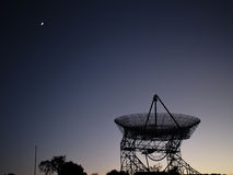 Stanford Dish Satellite Royalty Free Stock Photos