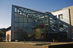 Stanford - edificio de la ingeniería eléctrica Fotografía de archivo libre de regalías