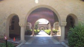 Stanford Gate Palo Alto video d archivio