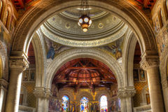 Stanford Memorial Church royalty free stock photo