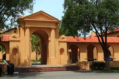 Stanford Union. Old Union Complex at Standford University California Royalty Free Stock Image