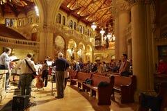 Stanford Univercity Church pray stock images