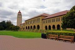 Stanford University lizenzfreie stockbilder