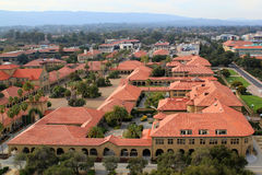 Stanford University Fotos de Stock
